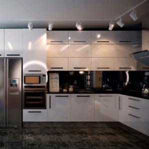 Світлодіодні світильники для кухні