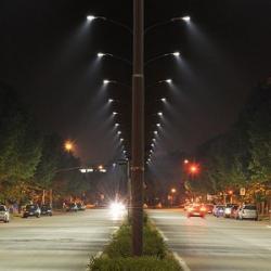 Светильники уличного LED освещения ЖКУ