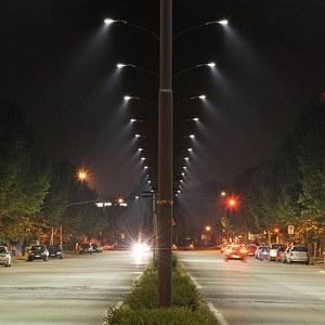 Светильники уличного освещения ЖКУ