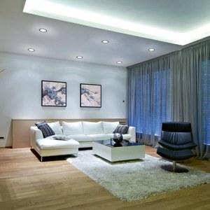 Светодиодные светильники для гипсокартонных потолков