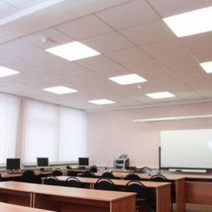 Світлодіодні світильники для навчальних закладів