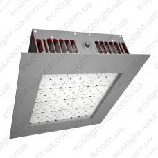 Светодиодный светильник для АЗС 75Вт 5000К 7500Лм