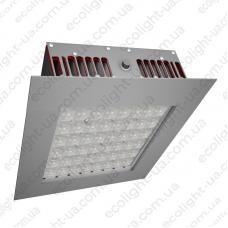 Светодиодный светильник для АЗС 75Вт 5000К 7125Лм