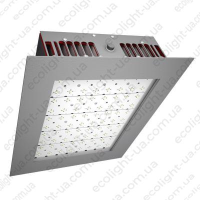 Світлодіодний світильник для АЗС 90Вт 5000К 9000Лм