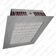 Светодиодный светильник для АЗС 90Вт 5000К 8550Лм