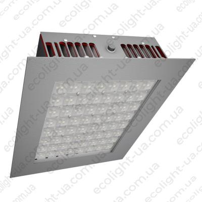 Світлодіодний світильник для АЗС 90Вт 5000К 8550Лм