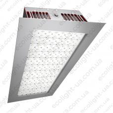 Светодиодный светильник для АЗС 180Вт 5000К 18000Лм