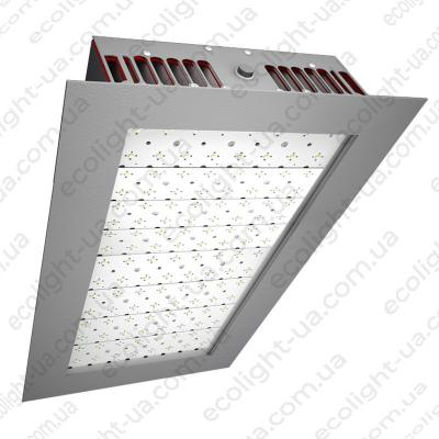 Світлодіодний світильник для АЗС 145Вт 5000К 14500Лм