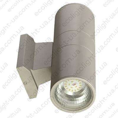 Фасадный светодиодный светильник 20Вт 3500К 1280Лм
