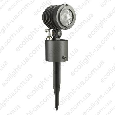 Грунтовый светильник светодиодный 9Вт 3500К 600Лм