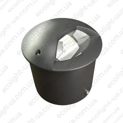 Грунтовий світильник світлодіодний 8Вт 4000К 700Лм
