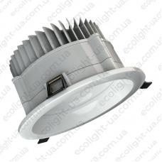 Светильник точечный врезной LED 21Вт 5000К 2100Лм