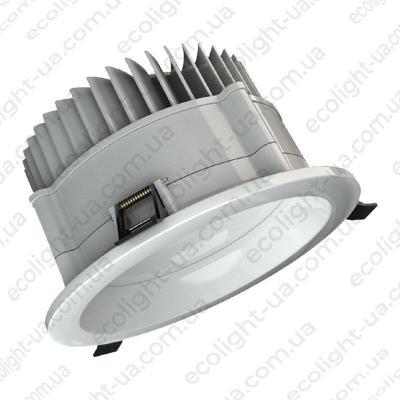 Світильник точковий врізний LED 21Вт 5000К 2100Лм