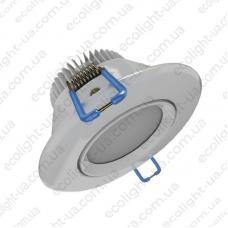Светильник точечный врезной LED 4Вт 5000К 360Лм