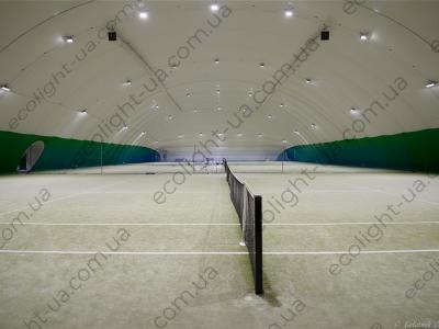 Освітлення спортивного комплексу «Меридіан»