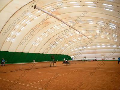Тенісні корти в місті Харків (гольф клуб)