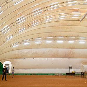 Теннисные корты в городе Харьков (гольф клуб)