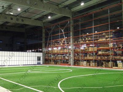 Футбольная площадка академии Samsung в Киеве
