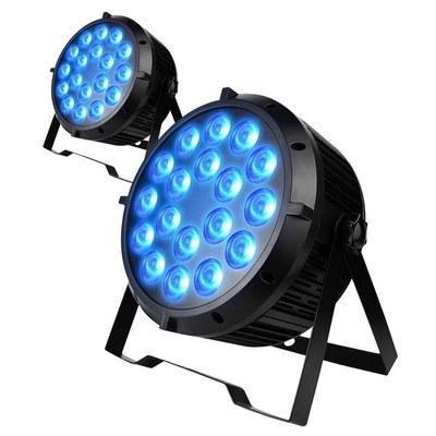 Следящие светодиодные прожекторы