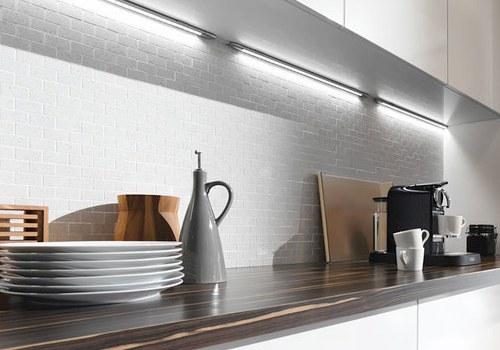 Освітлення кухні, обідня зона