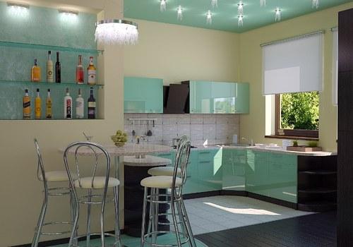 Світлодіодне освітлення кухні