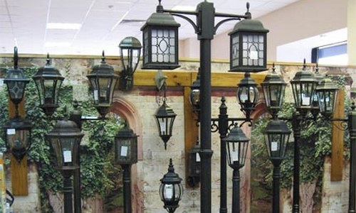 Садовые светильники