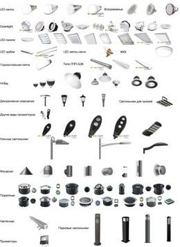 Обзоры светодиодных светильников и ламп