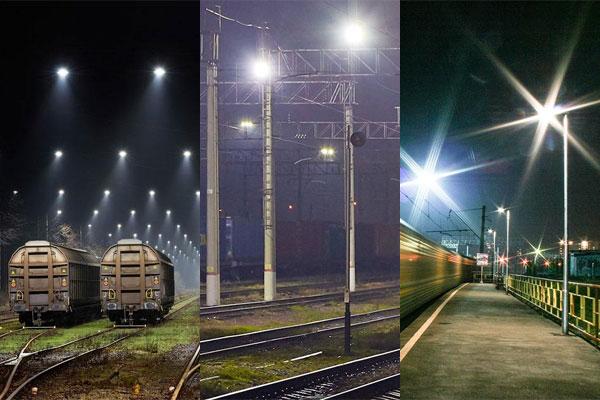 Светодиодные светильники ЖД