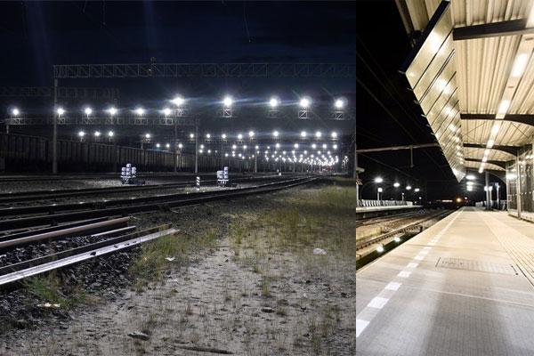 Производитель светодиодного освещения для вокзалов
